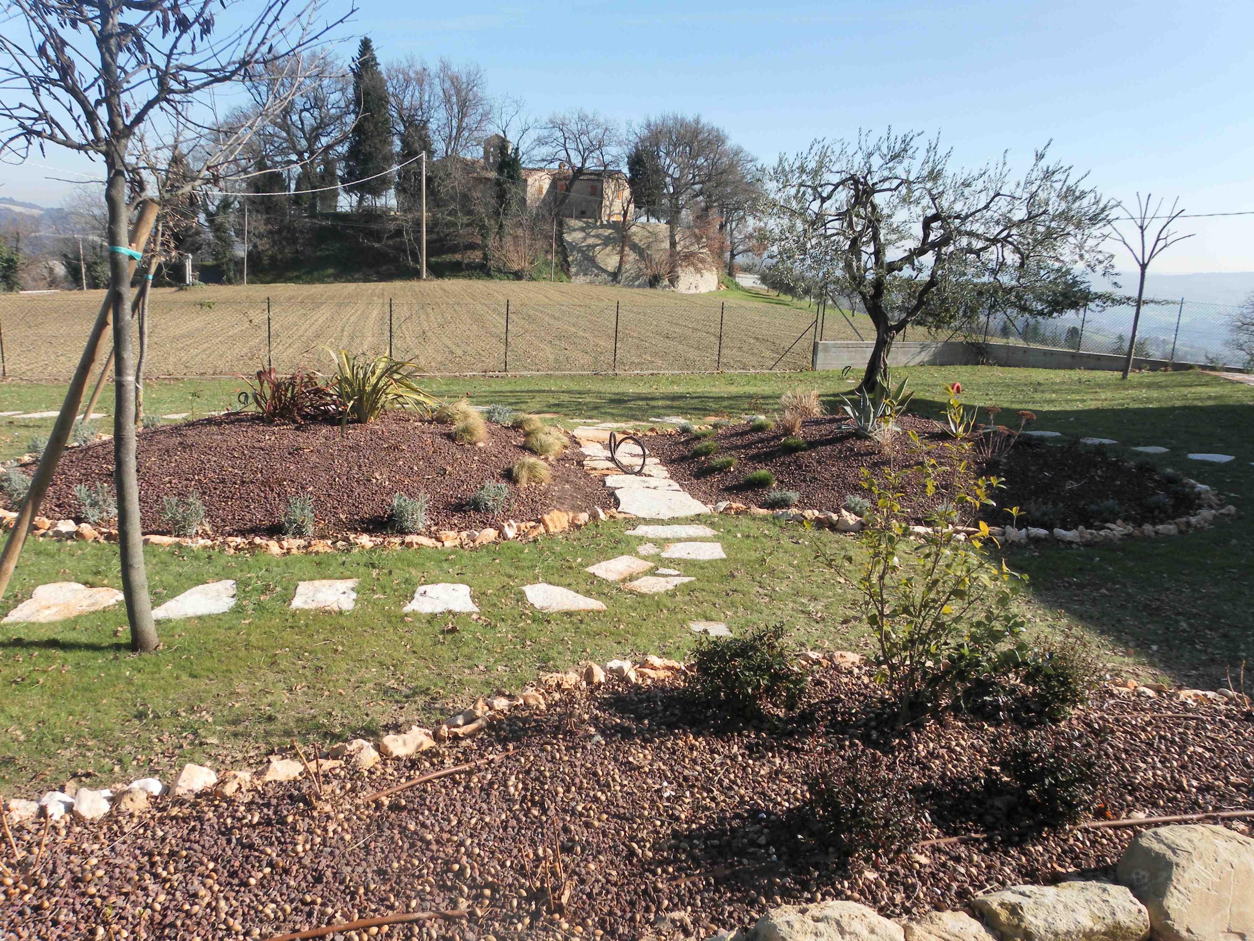 Camminamento Giardino Fai Da Te.Giardino Fai Da Te Consigli Per Il Giardinaggio Greengardenpesaro It